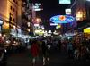 Khao San road v tom svem rusnem case.