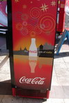 the CocaCola side of malta