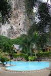 Diamond cave resort, Railay beach